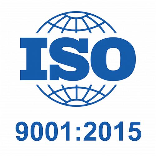 ISO 9001:2015 på vej