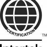 ISO 9001-certifikat fra Intertek